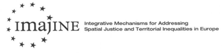 Proiectul Orizont 2020 - Integrative Mechanisms for Addressing Spatial Justice and Territorial Inequalities in Europe (IMAJINE)